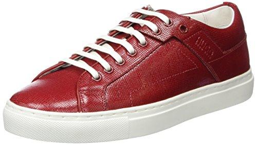 Hugo Corynna-Vs 10191393 01, Baskets Basses Femme Rouge (Open Red 646)