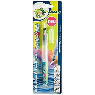 Jolly Aqua2go Water Brush | Perfect for Watercolour | Novelty | that is always there