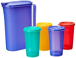 Tupperware Ezy Cool Set, 5-Pieces