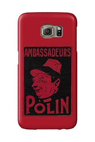 polin-vintage-poster-france-c-1905-galaxy-s6-cell-phone-case-slim-barely-there