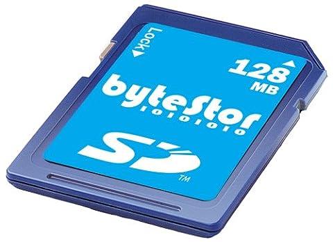 ByteStor 128MB SD (Secure Digital) Card Speicherkarte