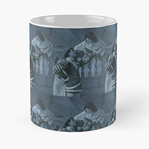 Romeo And Juliet 1902 Production James K Hackett Mary Mannering Classic Mug - Best Gift Coffee Mugs 11 Oz