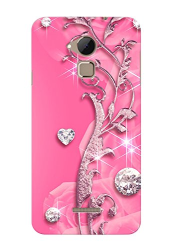 100 Degree Celsius Back Cover for Coolpad note 3 (Designer Printed Multicolor)
