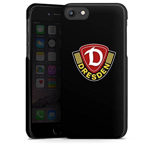 Apple iPhone X Silikon Hülle Case Schutzhülle Dynamo Dresden Fanartikel Bundesliga Hard Case schwarz