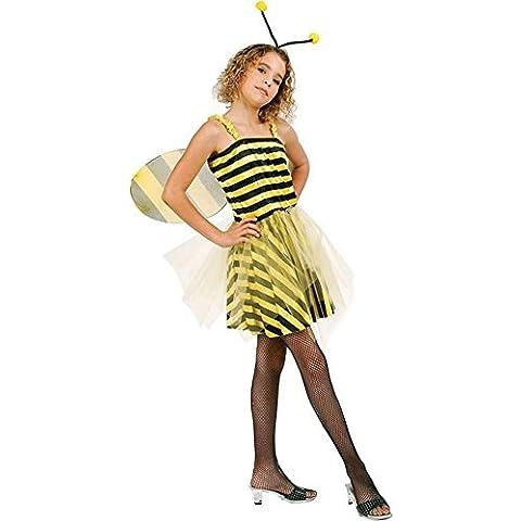 Child's Bumble Bee Dress Costume (Sz:Medium 8-10) by RG Costumes