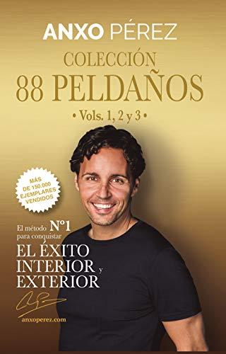 Los 88 peldaños (3 volúmenes) (Pack) eBook: Anxo Pérez Rodríguez ...