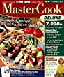 MasterCook Deluxe Version 8.0 Recipe Manager PC NEW
