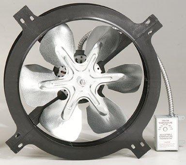 Air Vent INC. Giebel Dachboden Ventilator 53315Dachboden und ganze House-Fans
