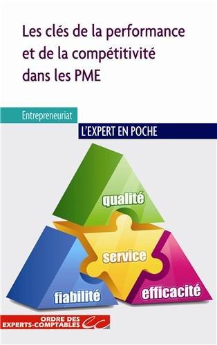 Les clés de la performance et de la compétitivité dans les PME par Philippe Barré