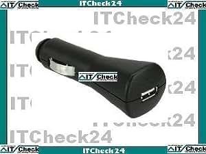 ITC15229 alimentation voiture 12–24 v courant sur uSB 5 volt 600 mA. avec cette alimentation, nos appareils uSB powered directement dans votre voiture sur la prise allume-cigare de rivage (tels que ordinateur, cD rOM, cD combo ....)