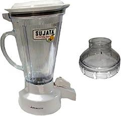 Sujata Megaflow Jar, 2.5 Litres (Work Only On Sujata Motor)