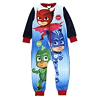 PJ MASKS Fleece All in One - 3 Character