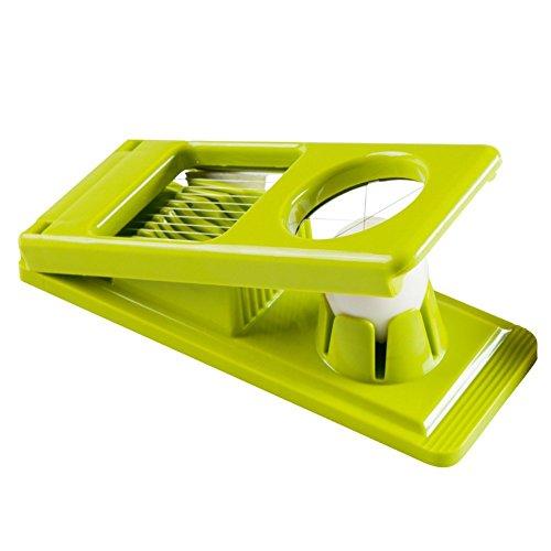 Trépans et ciseaux à oeufs multi-usages 2 en 1 avec des fils en acier inoxydable, verts