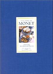 A la table de Monet