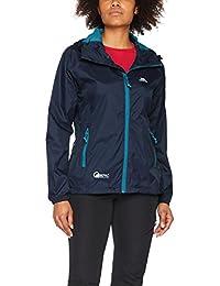 Trespass Women's Qikpac Compact Pack Away Waterproof Rain Jacket