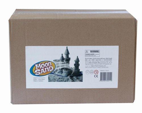 Moonsand Spielsand Großpackung 9072 Gramm weiß
