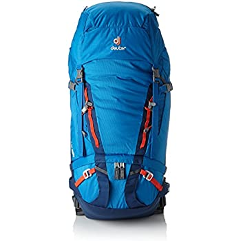 Deuter Guide 45+ Mochila, Unisex adultos, Azul (bay-midnight)