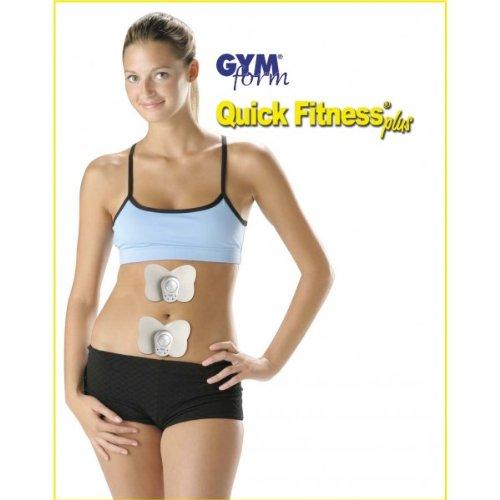 Foto de Electroestimulador Gymform Quick Fitness Plus