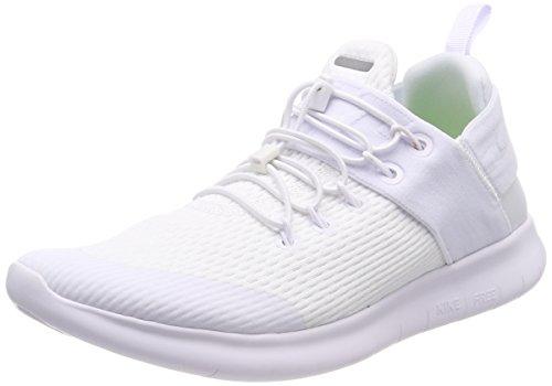 CMTR 2017 Laufschuhe, Weiß (Blanc), 42.5 EU (Nike Schuhe Laufen Männer Weiß)