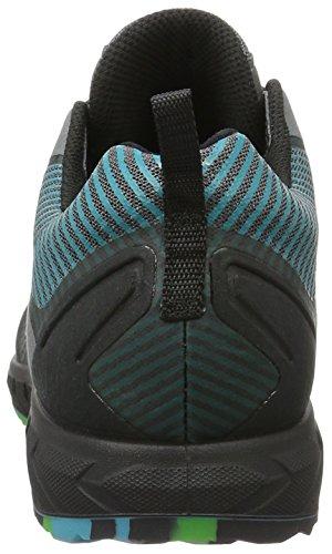 Ecco Terratrail, Chaussures Multisport Outdoor Homme Gris (50251Black/Dark Shadow/Capri Breeze)