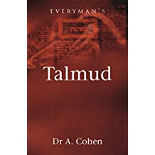 Everymans Talmud (English Edition)