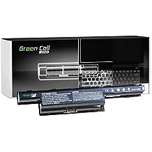 Green Cell® PRO Serie Batería para Acer Aspire 5551 5552 5733 5741 5741G 5742 5742G 5742Z 5749 5749Z 5750 5750G 5755G Ordenador (Las Celdas Originales Samsung SDI, 6 Celdas, 5200mAh, Negro)