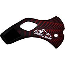 Elevation Training Mask 2,0 viuda negra funda cubierta intercambiable sólo