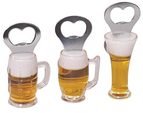 Magnet-Flaschenöffner, sortiert