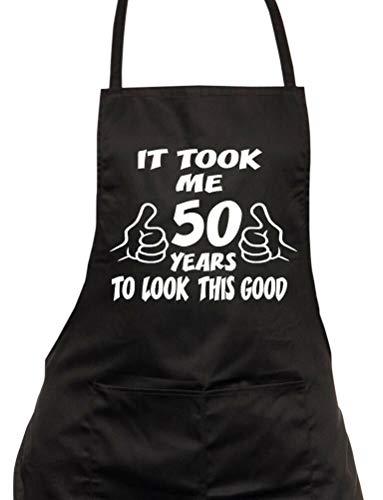 FitKit It Took Me - Delantal 50 años