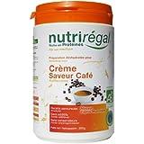 Crème saveur sucrée café Bio - Nutrirégal