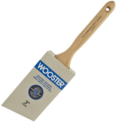 Wooster Brush 2102-3 Lindbeck Flaxen Double Angle