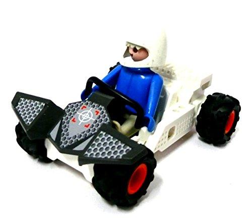 Preisvergleich Produktbild LE-58-02 playmobil ® Go Card 4875 mit Fahrer / Pilot
