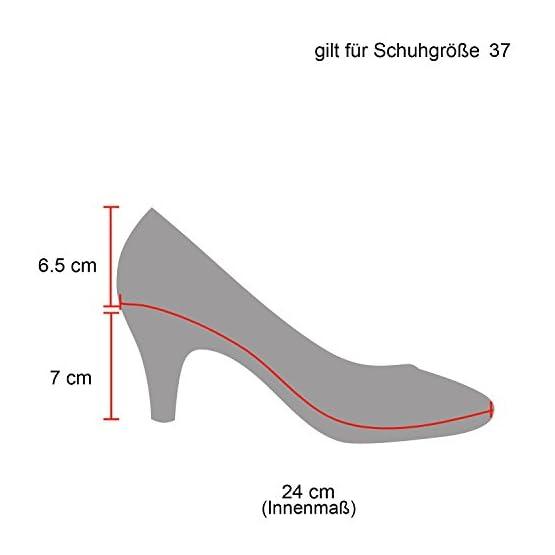 0c9b8bf16a4ee6 Klassische Damen Pumps Strass Glitzer Party Metallic Stilettos ...