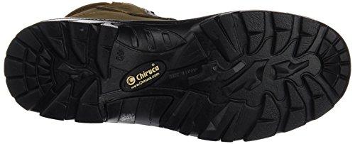 De Chiruca Caminhadas Verde Sapatos E Trekking Preto Homens Marrom Verde Metade 7AqqS1