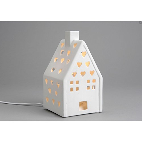 Lampe Maison Coeurs Amadeus