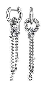 Esprit Damen-Creolen oriental glam 925 Sterlingsilber 94