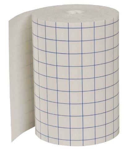 Curi-Med- Fixierklebeband - nicht zum Duschen geeignet - atmungsaktiv - hypoallergen - 10 cm x 10 m - 1 Rolle