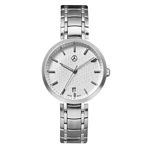 Mercedes Benz Original Women's Wrist Band Watch Stainless Steel