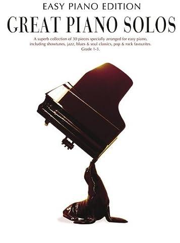 Partitions de piano solo - inclus musiques de films tels qu'Amélie (Sala Piano Music)