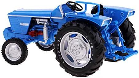 B Blesiya 1/18 1/18 1/18 Miniature Camion Tracteur - Véhicule d'ingénierie Modèle - Jeux de Construction Jouet  , Bleu | Apparence Attrayante  c9328a