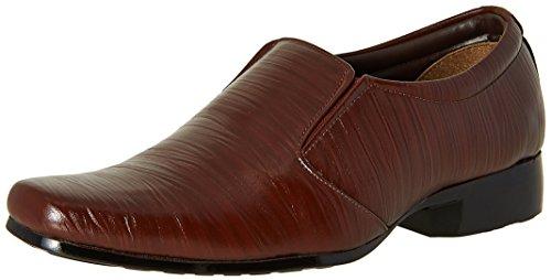 BATA Men's Remo Brown Formal Shoes - 10 UK/India (44 EU)(8514626)