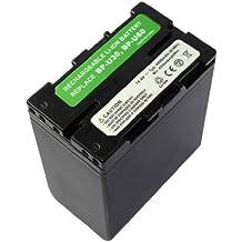 PowerSmart 14,40V 4400mAh Li-Ion Ricambio per Sony PMW-100, PMW-150, PMW-160, PMW-200, PMW-EX1, PMW-EX1R, PMW-EX3, PMW-F3, PMW-F3K,PMW-F3L, si adatta con batterie tipo BP-U30, BP-U60