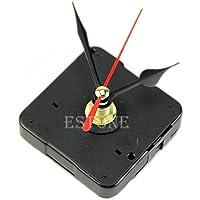 Tocoss(TM) Quarz-Wanduhr Bewegungsmechanismus Repair Tool Kit mit Black & Red H?nde