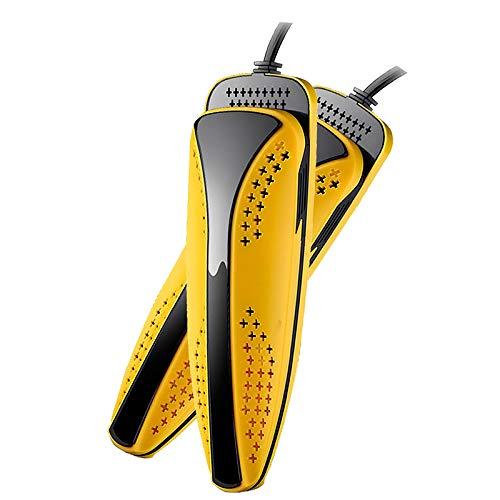 EisEyen Tragbar Schuh Schuhtrockner Elektrisch Schuhwärmer für Fußball, Golf, Tennisschuhe, Skischuhe Boot/Shoe/Foot Dryer