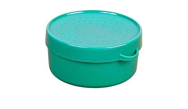 PLASTILYS Boite a appat asticots /Ø 8,5cm x 4cm