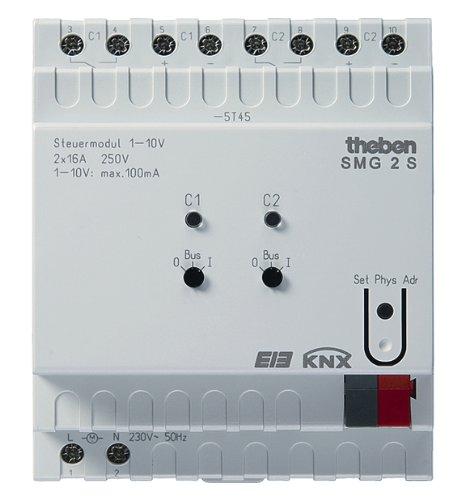 Preisvergleich Produktbild Theben 4910273 SMG 2S KNX 1-10 V