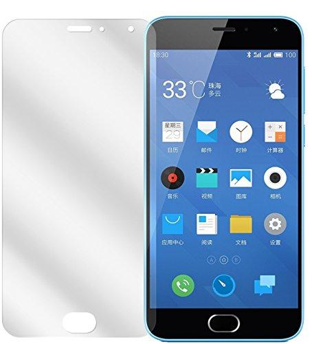 dipos I 6X Schutzfolie klar passend für Meizu M2 Note Folie Bildschirmschutzfolie