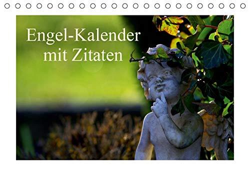 Engel-Kalender mit Zitaten / CH-Version (Tischkalender 2020 DIN A5 quer): Engelswesen und Zitate von großen Dichtern und Denkern begleiten Sie durch ... 14 Seiten ) (CALVENDO Glaube)