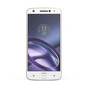 Lenovo Moto Z UK SIM-Free Smartphone - White/Gold