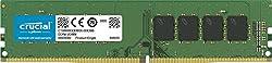 Crucial Ct8g4dfs8266 8gb Speicher (Ddr4, 2666 Mts, Pc4-21300, Sr X8, Dimm, 288-pin)
